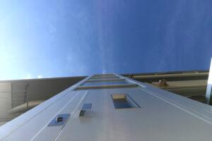 Installazione piattaforma elevatrice Pesaro